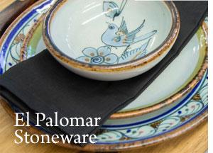 El Palomar Stoneware