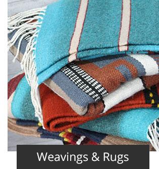 Weavings & Rugs