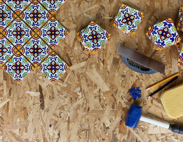Expressions of Mexico - Spring is here and so are the home projects. Get a head start on your next tile project with these rustic, handmade Talavera Tiles. With geometric and floral designs these tiles will be the perfect boost for your new backsplash or next tile project.