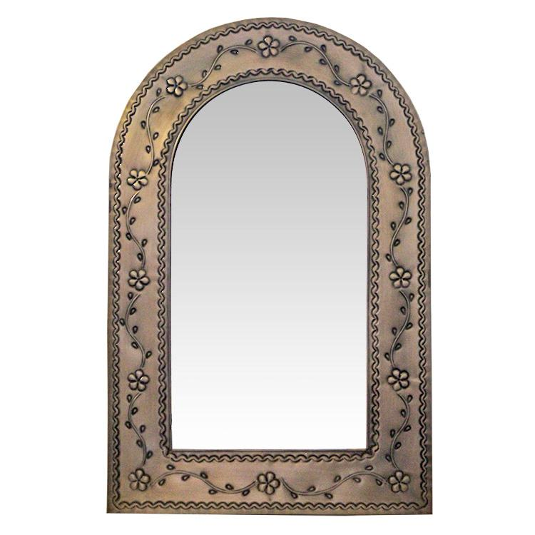 Large Tin Mirrors Collection Arched Mirror Mir006