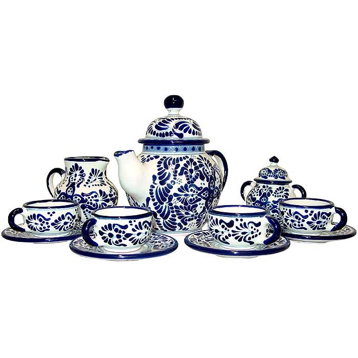 Tea Service Set For Product Photo