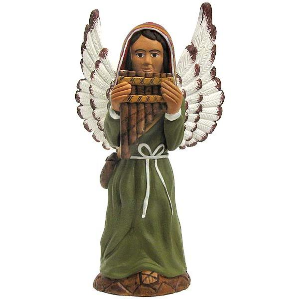 Angel with Pan Flute