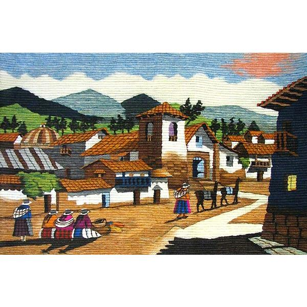 Peruvian Peruvian Tapestry Product Photo