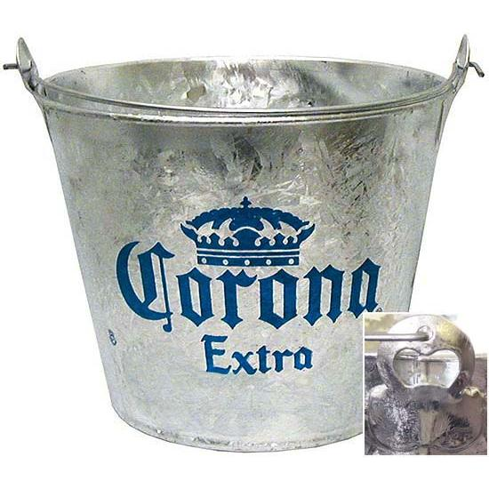 Cantina Supplies Corona Extrametal Beer Bucket Can040