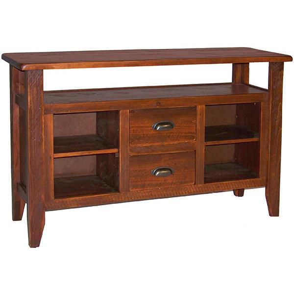Entertainment Console Caramel Product Photo