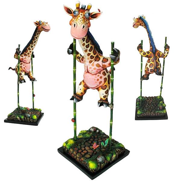 Giraffe Tall Tails