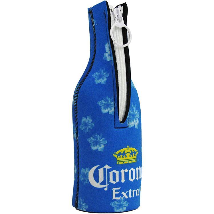 Corona Extra Zippered Coozy