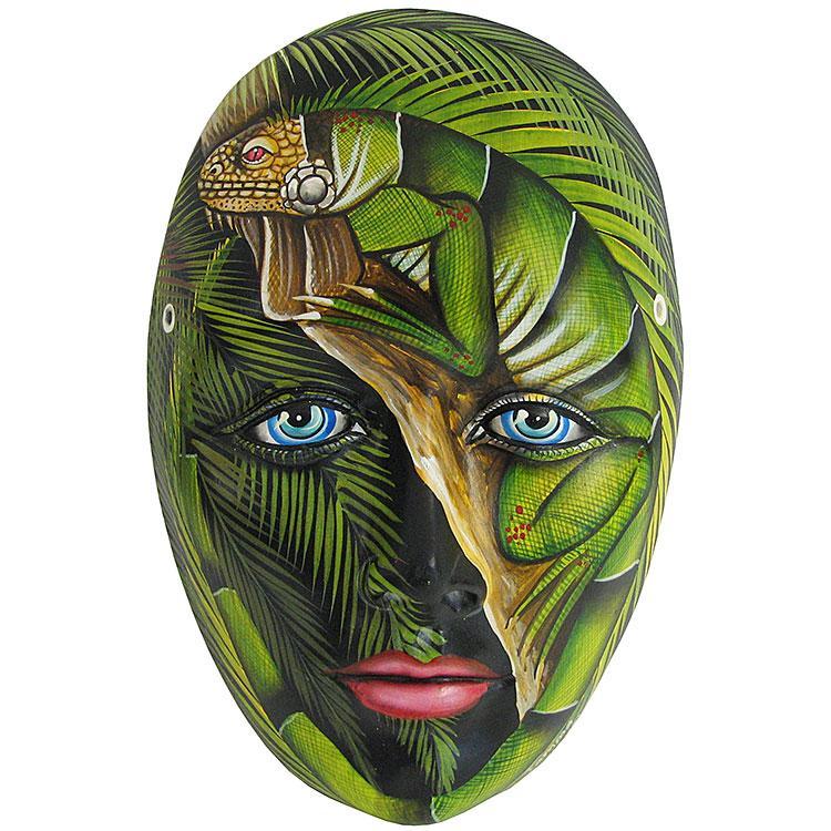 Jungle Mask Product Photo