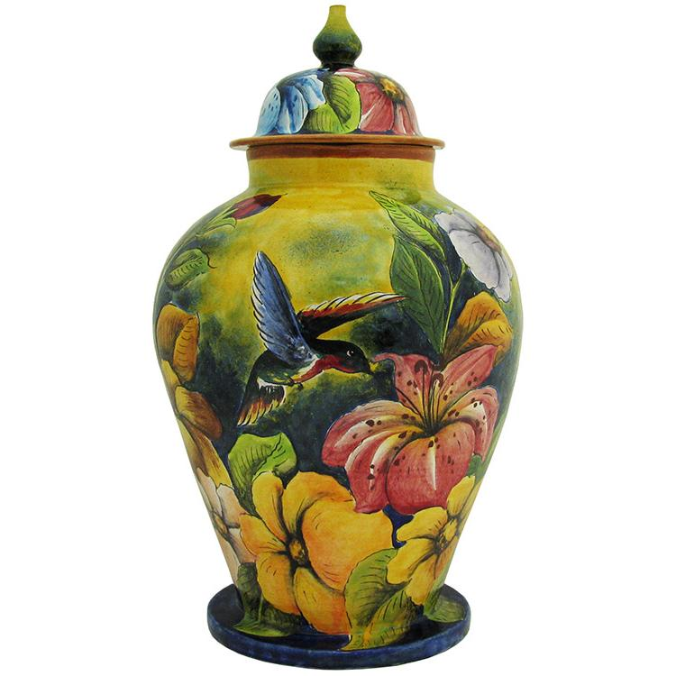 Majolica Ginger Jar Product Photo