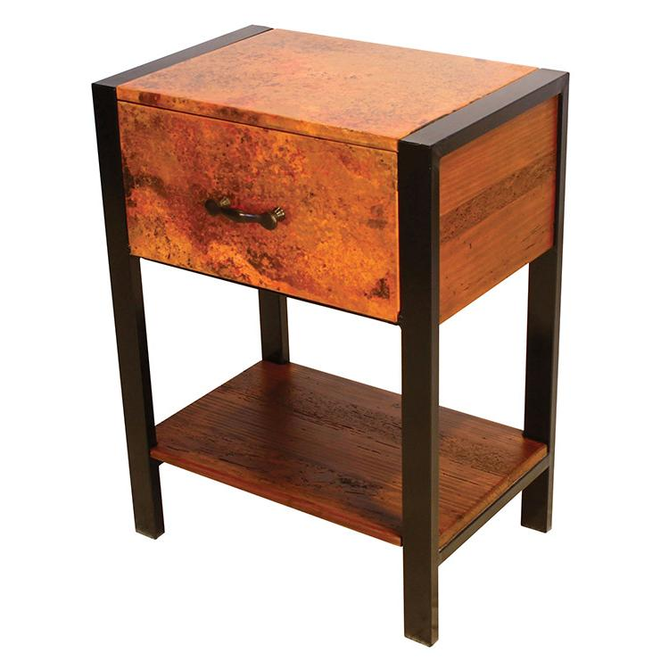 iron nightstand nightstands flat iron nightstand bur 13cu 907
