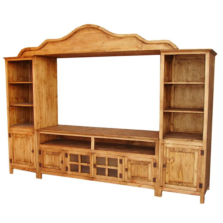 Pine Alamo Piece Entertainment Center Product Photo