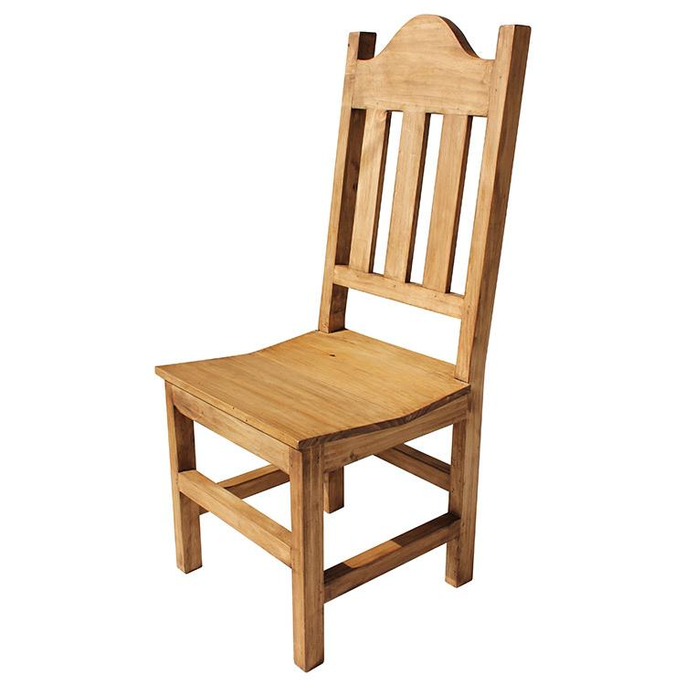 Rustic Pine Chair Product Photo