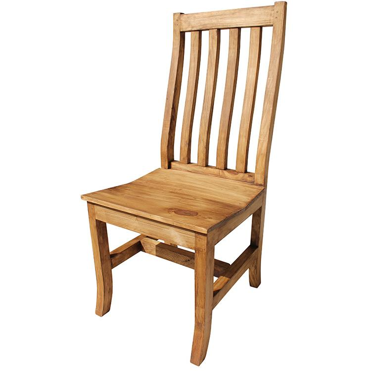 Mexican Rustic Pine Keko Chair