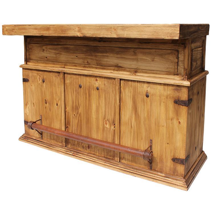 Rustic Pine Bar Product Photo