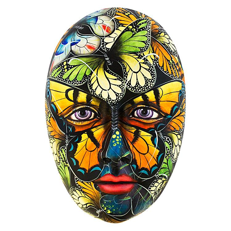 Butterfly Mask Product Photo