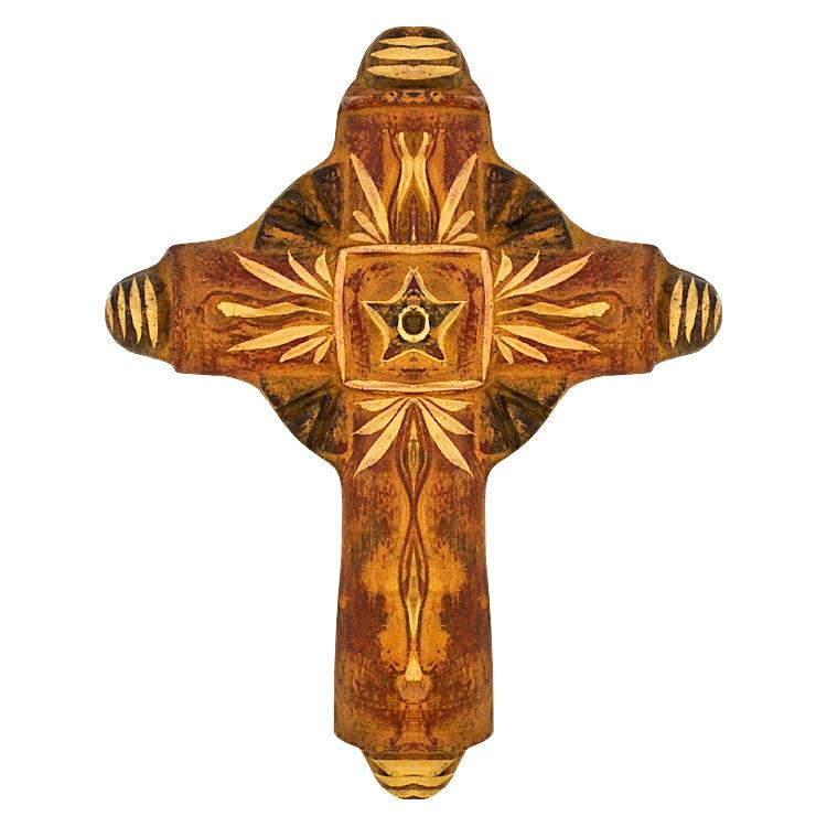 Cross with Star