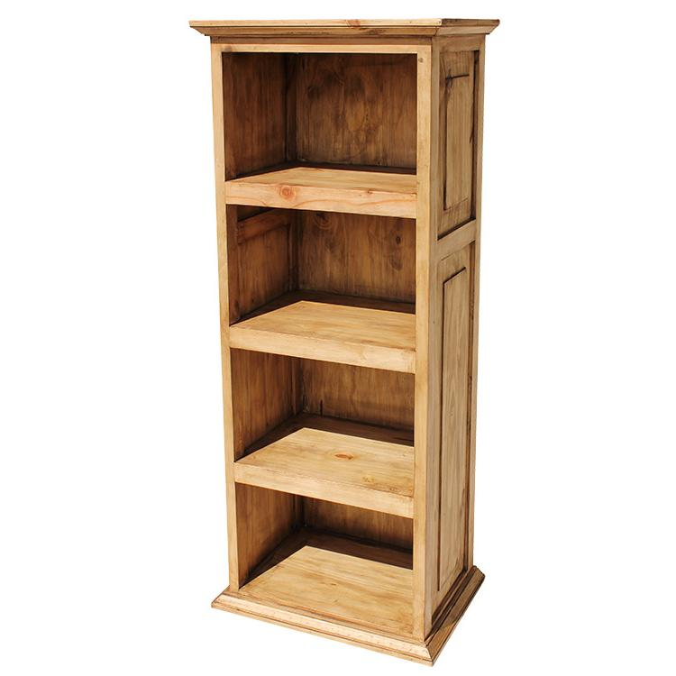 Rustic Pine Small Bookcase Product Photo
