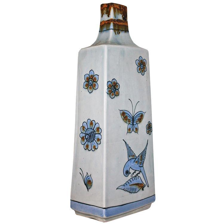 Tonala Square Vase