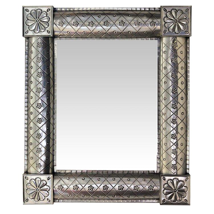 Tin Mirror Natural Product Photo