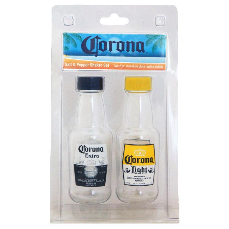 Corona Salt & Pepper Shaker Set