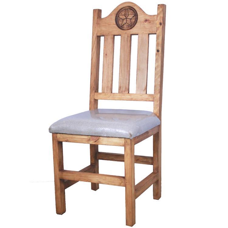Rustic Pine Chair Cushion Product Photo