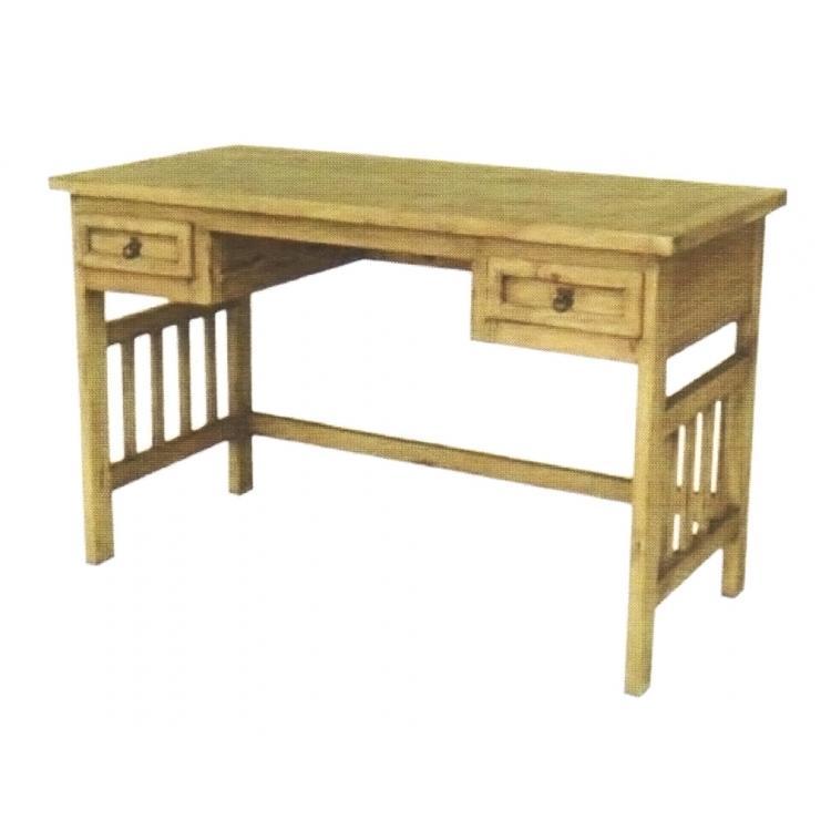 Rustic Pine Desk Product Photo