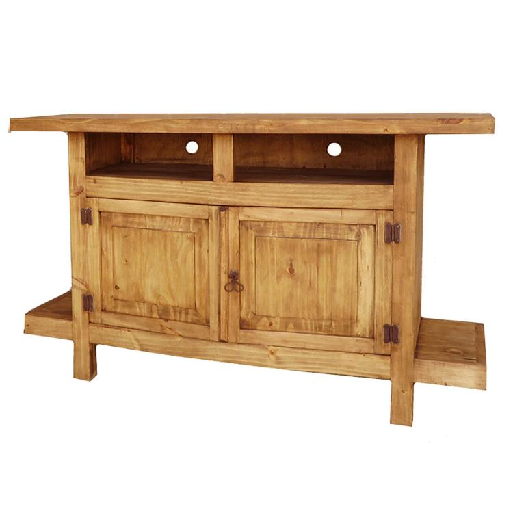 Pine Juanillo Tv Stand Product Photo