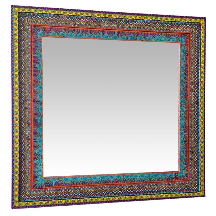 Square Mirror Product Photo