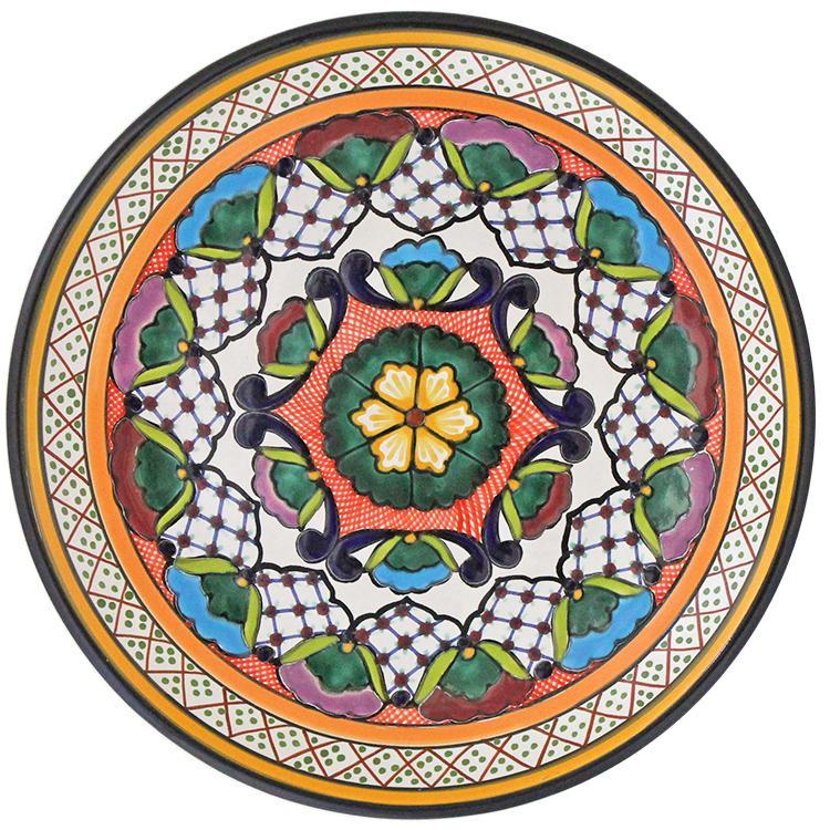 Puebla Talavera Platter
