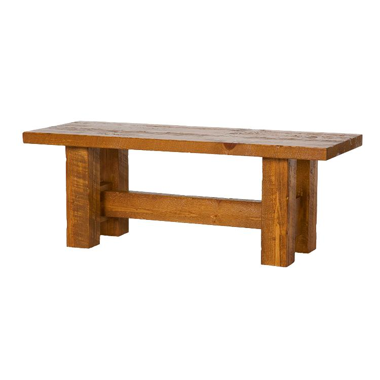 Dining Bench Pine Product Photo