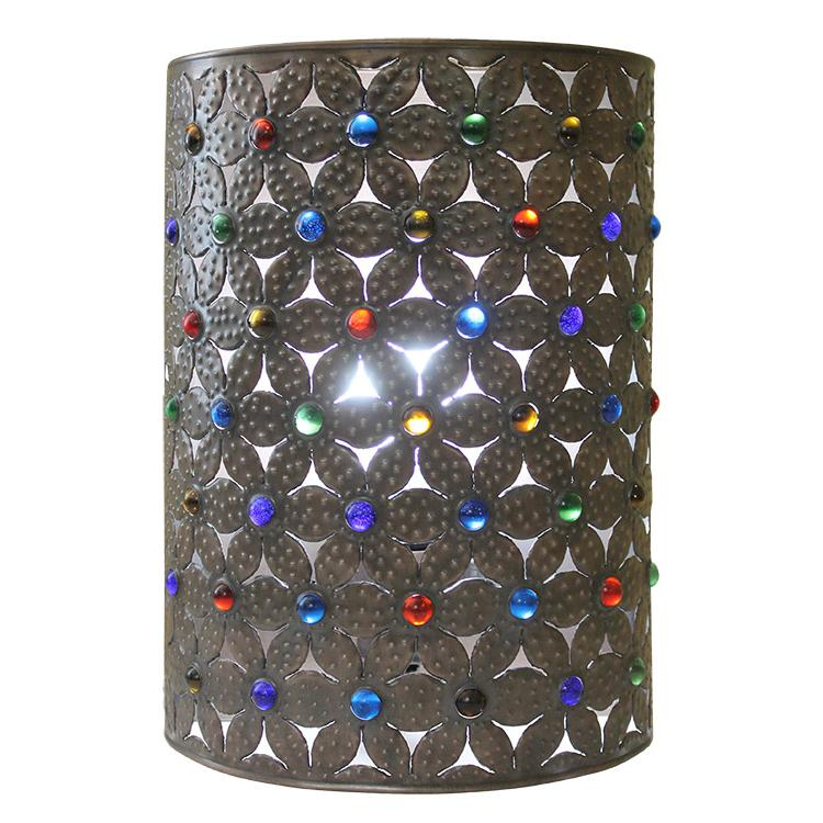 Tin Wall Sconce Product Photo