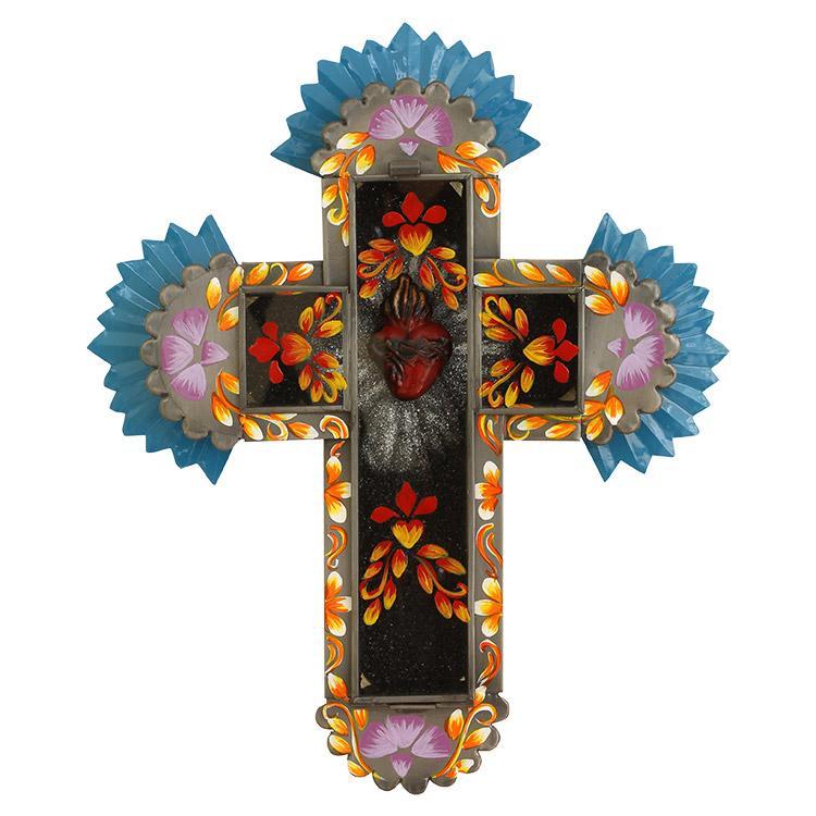 Blue Cross Mexican Nicho