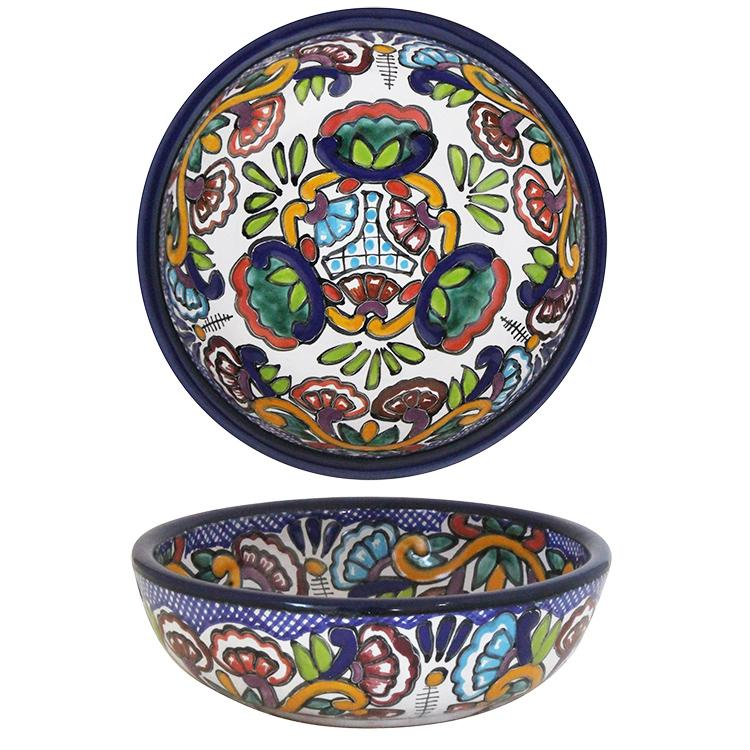 Talavera Dip Bowl