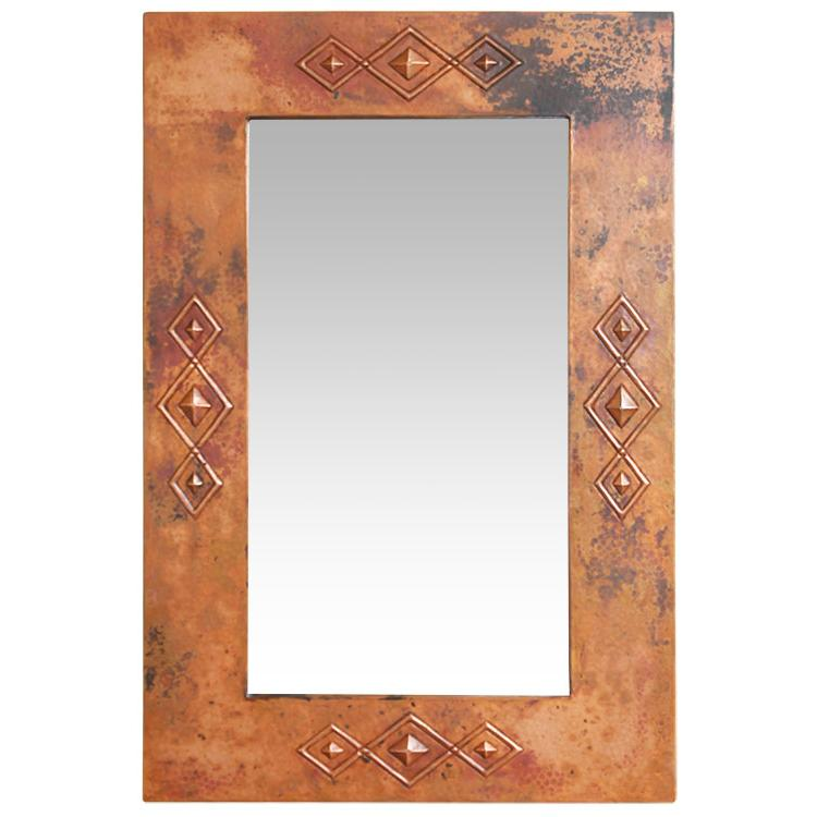 Copper Mirror Product Photo