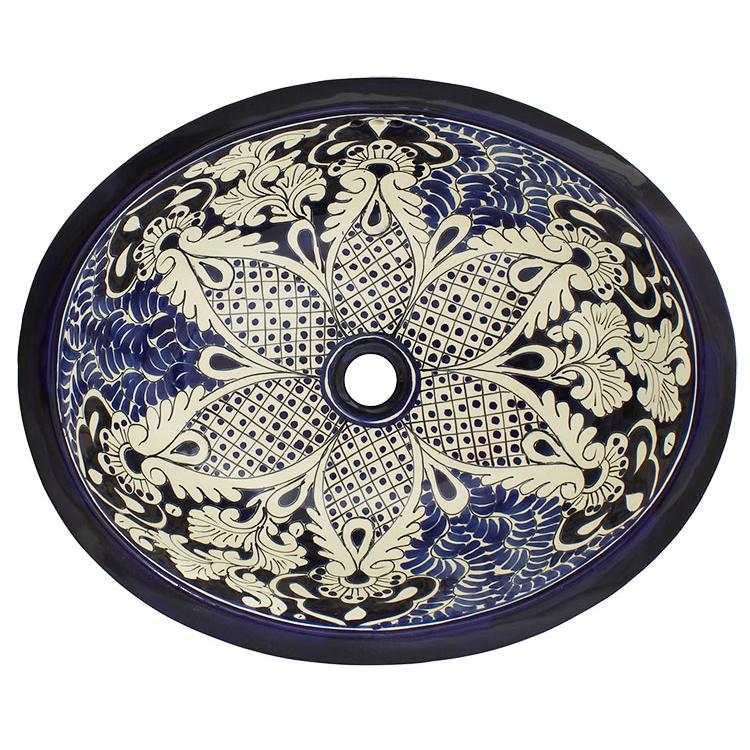 Large Talavera Sink