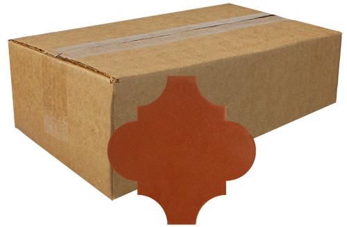 Matte Tile Spanish Shape Box Product Photo