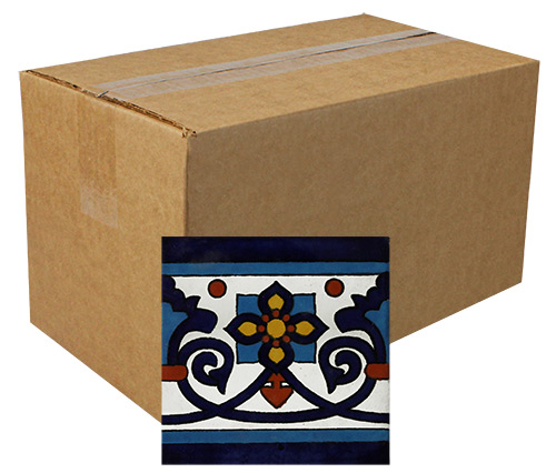 Malaga Hand Painted Tiles Product Photo