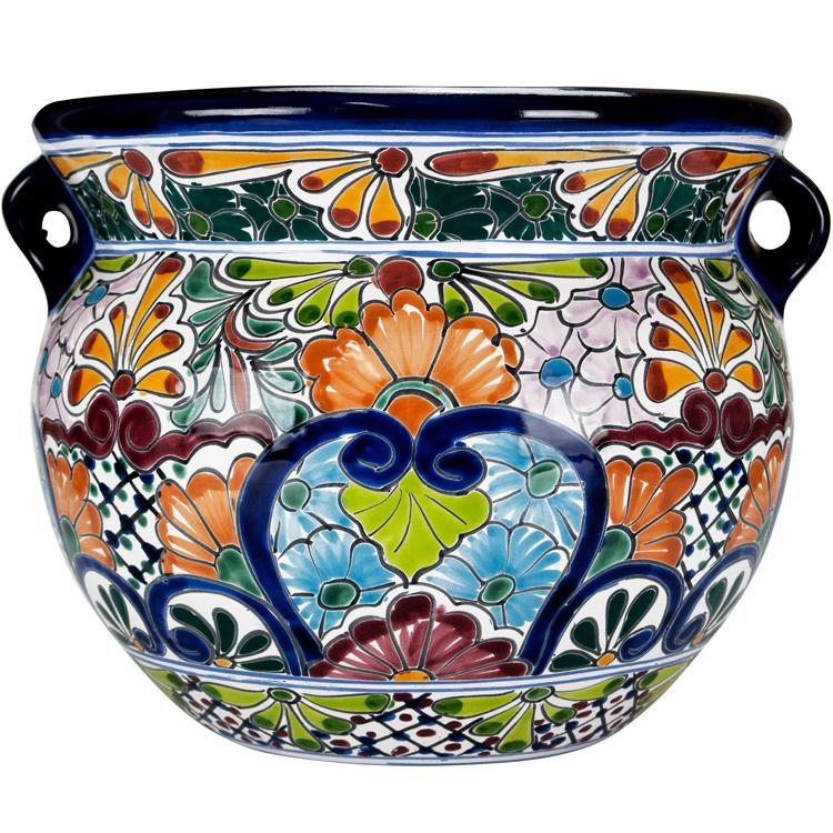 Medium Talavera Planter