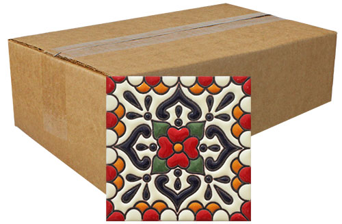 Relief Tile Box Product Photo