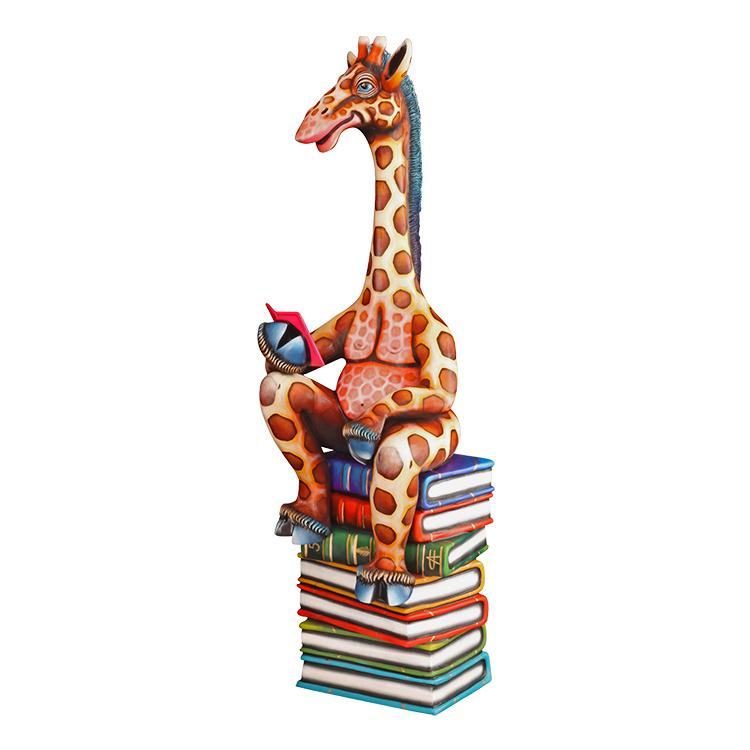 Giant Giraffe Book Club