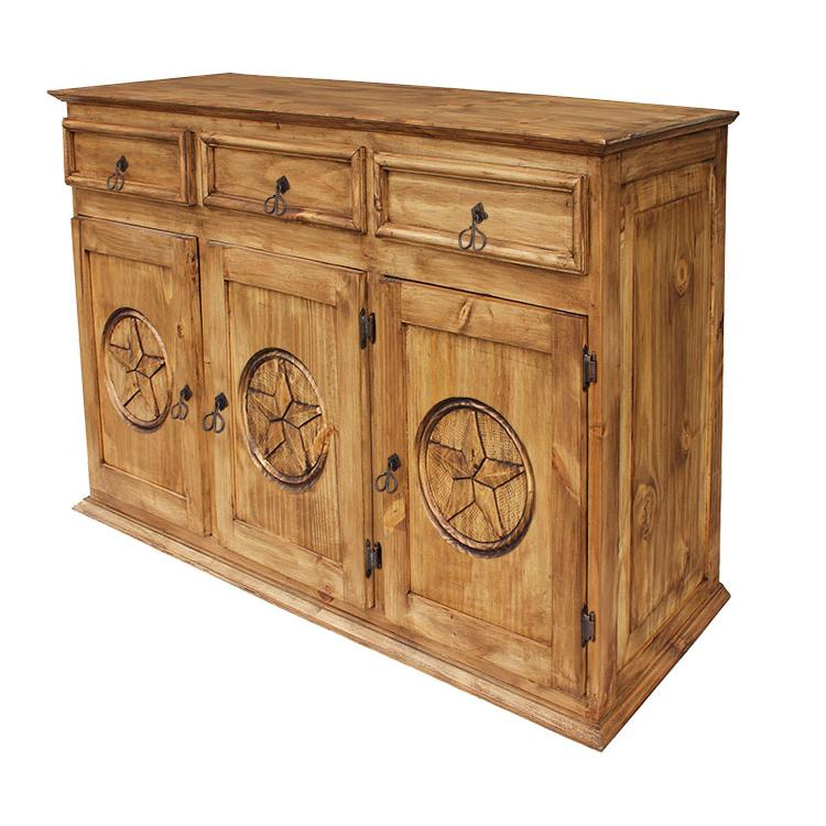 Pine Sideboard Product Photo