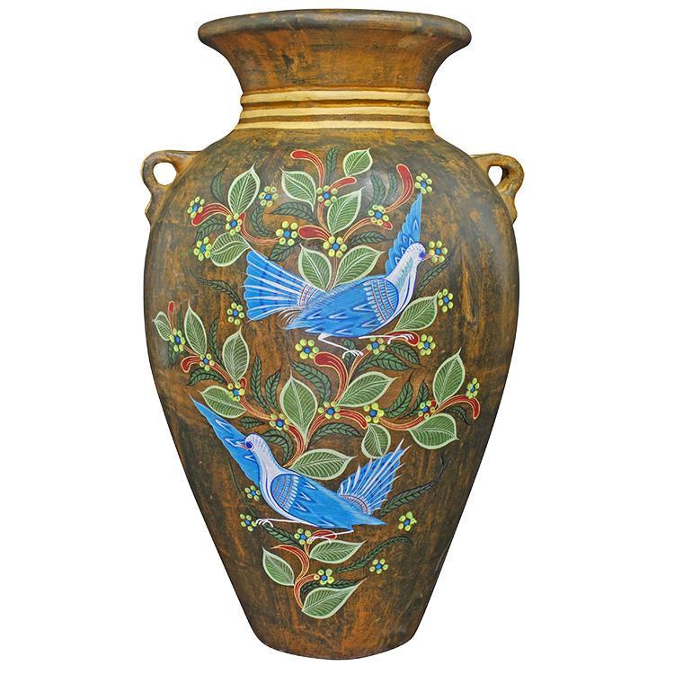 Four Foot Floor Vase Flowers Product Photo