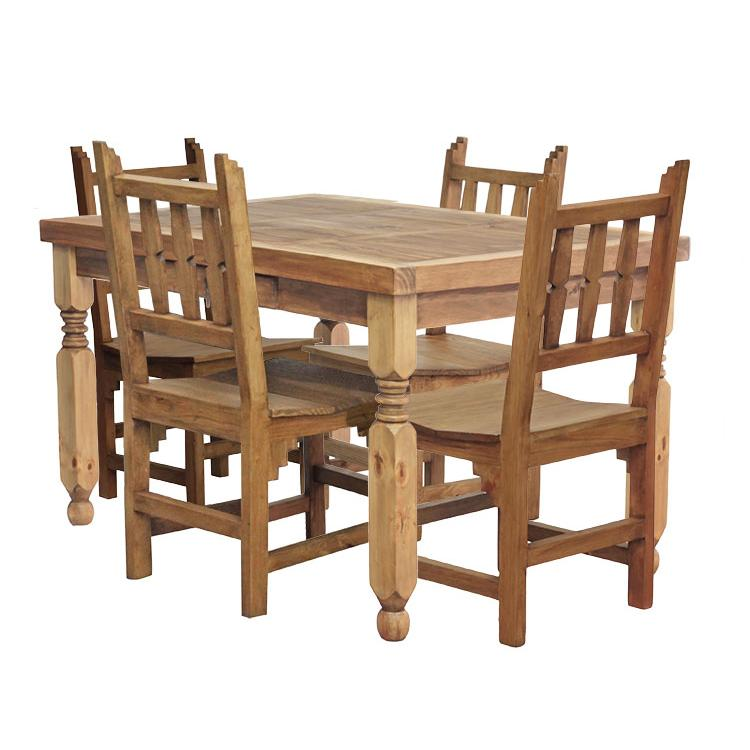 Dining Table Four Chairs Product Photo