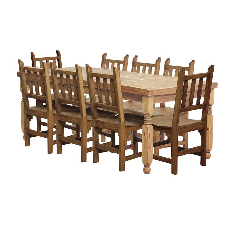 Dining Table Eight Chairs Product Photo