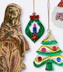 Ornaments & Nativities