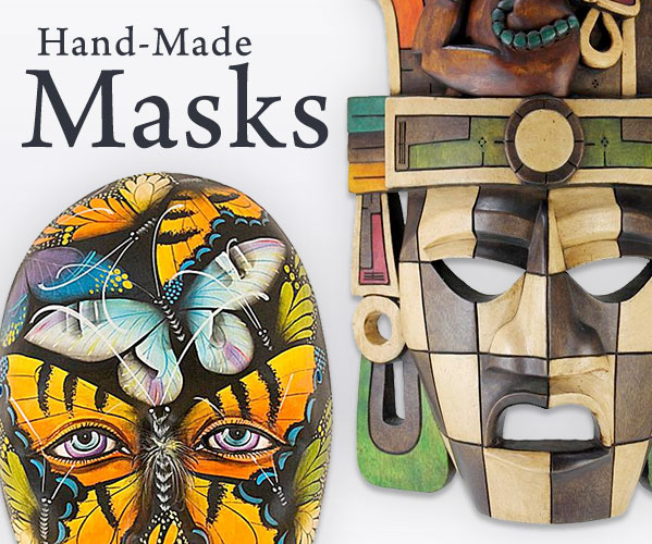 Hand-Made Masks