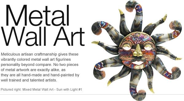 Metal Wall Art Animal People And Nature Metal Wall Art