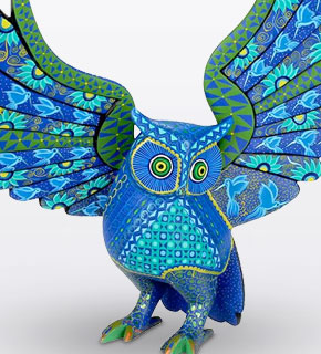 Oaxacan Carvings From $600 to $799