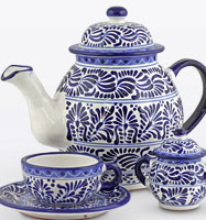 Tea Sets by Tomas Huerta