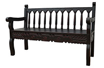 Southwest Rustic Benches
